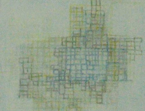 Grid Drawing No2 180x132mm